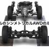 スバルのシンメトリカルAWDのルーツ